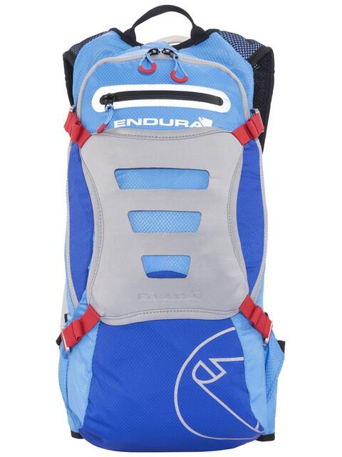 Endura SingleTrack Rucksack mit Hydrapak Blau